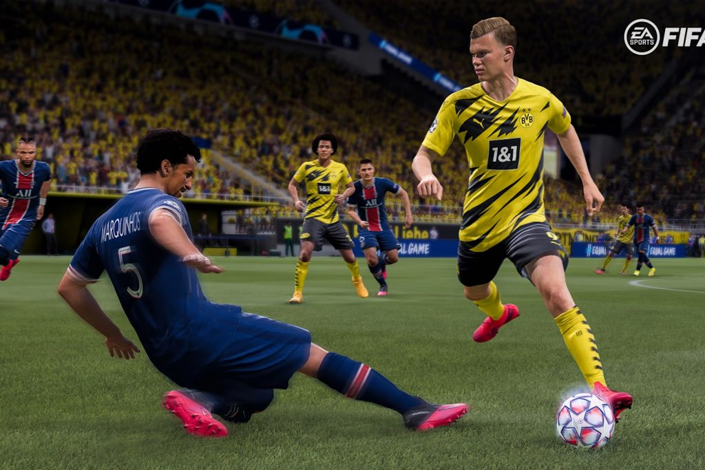 FIFA 21 – Path To Glory Upgrades Are Now Available